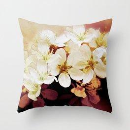 Blossom 06-18 Throw Pillow