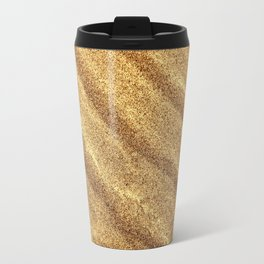 golden sands Travel Mug