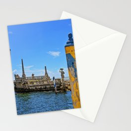 Vizcaya Barge Adventures Stationery Cards