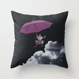 Courage Throw Pillow