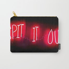 Spit It Out Carry-All Pouch