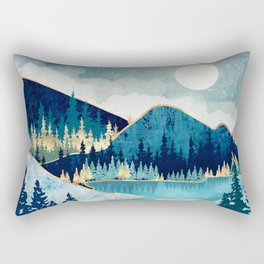 Morning Stars Rectangular Pillow