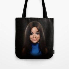 Camila Cabello Tote Bag