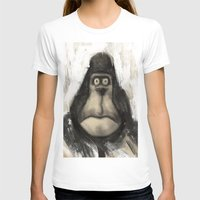 ape T-shirts featuring mr. Ape by mystudio69