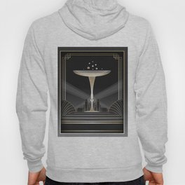 Art deco design VI Hoody
