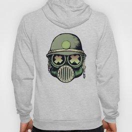 War Skull Hoody
