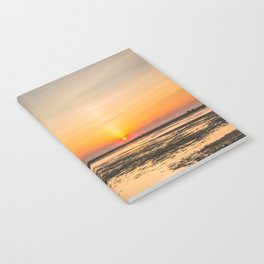 Cape Cod sunset Notebook