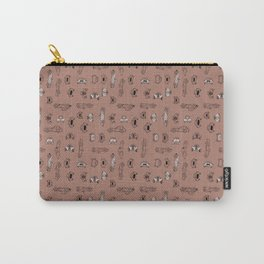 Automobiles (Dusty Rose) Carry-All Pouch