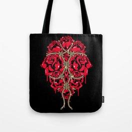 BOUND ROSES Tote Bag