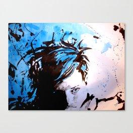 Steff Canvas Print