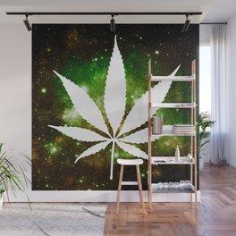 Weed : High Times Galaxy Wall Mural