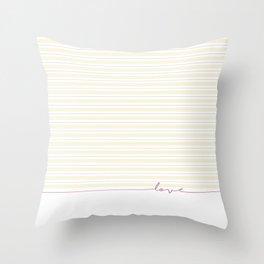 niu Throw Pillow