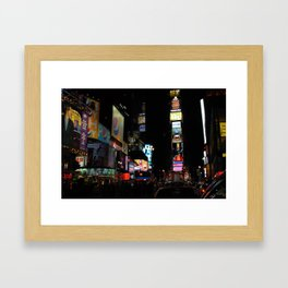 NYC 2 Framed Art Print