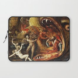 Demons and creatures Laptop Sleeve