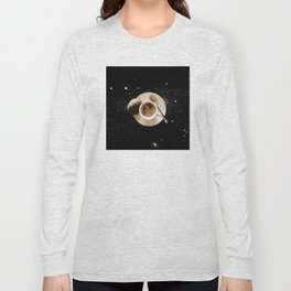 Galaxy coffee Long Sleeve T-shirt