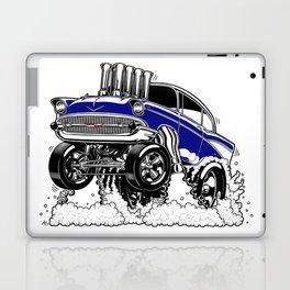 57 Gasser REV-3 BLUE Laptop & iPad Skin