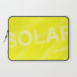 solar chakra. Laptop Sleeve