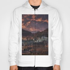 Doom Looms Around The Village Hoody