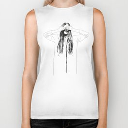 Woman Color 2 Biker Tank