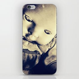 Doll Day iPhone Skin