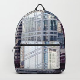 Chicago Downtown Backpack
