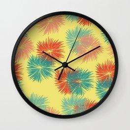 Quill Wall Clock