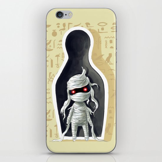 Mummy 2 iPhone & iPod Skin