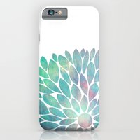 Watercolor Flower iPhone 6 Slim Case