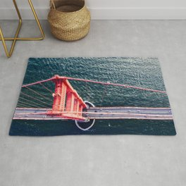 Red Bridge Rug
