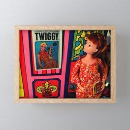 Thinspiration, 1969 Framed Mini Art Print