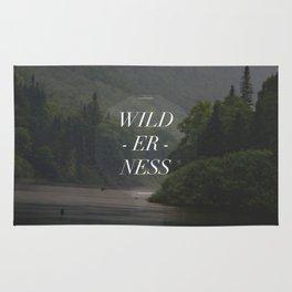 WILDERNESS — Rug
