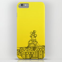 Yellow Submarine Solo iPhone Case
