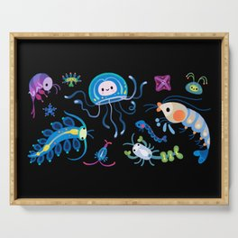 Zooplankton Serving Tray