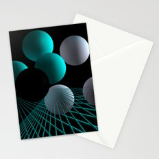 converging lines -2- Stationery Cards