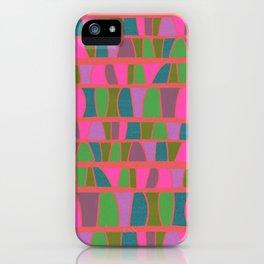 motif 02  iPhone Case
