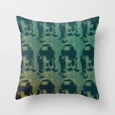 Star Wars Pop Art: Cool R2D2 Throw Pillow