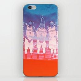 OK3 - Thunder iPhone Skin