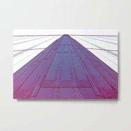 SAN.FRAN.TOKYO.002 Metal Print