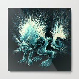 Werewolf. Metal Print