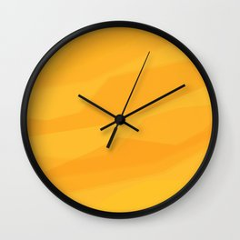 Abstract Stone Pattern Wall Clock