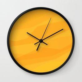 Abstract Stone Pattern Wall Clock