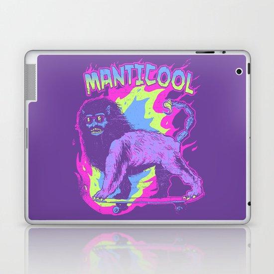 Manticool Laptop & iPad Skin