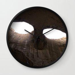 The eyes of God II Wall Clock