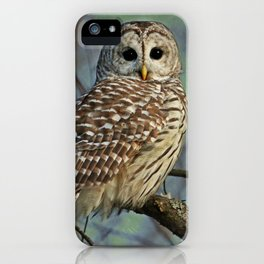 Woodland Goddess iPhone Case