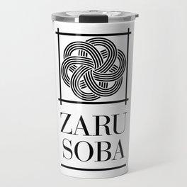 ZARU-SOBA Travel Mug