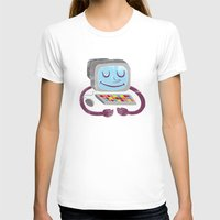 computer T-shirts featuring Computer guy by Kid Space Originals