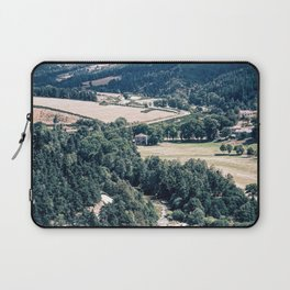 Country Home Laptop Sleeve