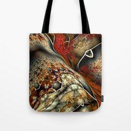 Glynnia Fractal Art Tote Bag