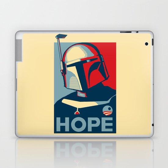 Boba Fett for president  Laptop & iPad Skin