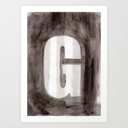 - G - Art Print